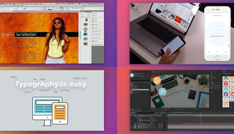 MacTrast Deals: Pay What You Want: Complete UI/UX Design Lifetime Bundle