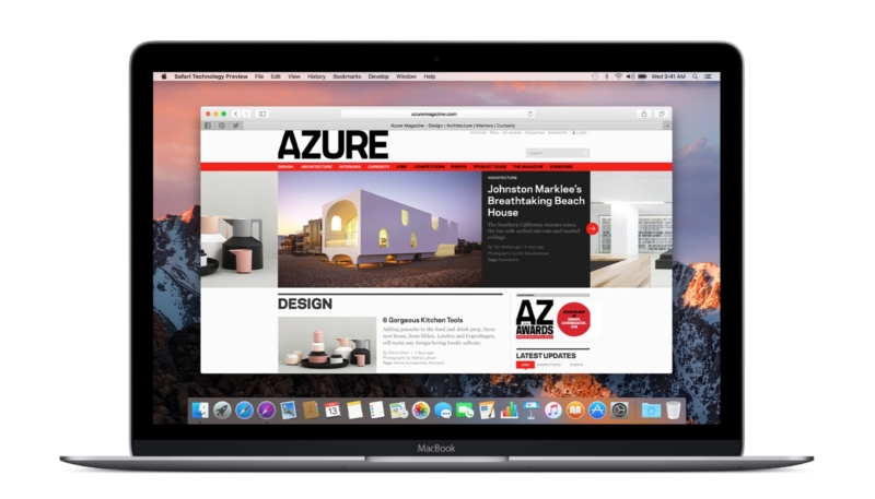 Safari 12 for macOS Sierra and macOS High Sierra Now Available