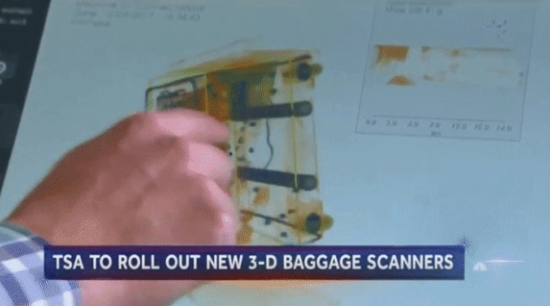 TSA Testing New 3D Scanner – That Means You Could Soon be Able to Leave Your iPad or MacBook in Your Bag