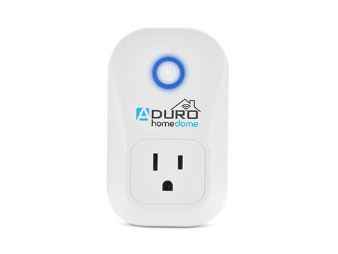 MacTrast Deals: Aduro HomeDome Smart Outlet - Say Hello to Home Automation with This Smart Plug
