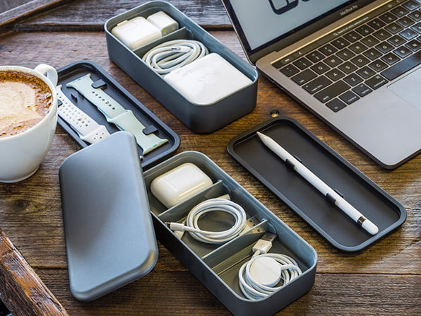 MacTrast Deals: BentoStack - Organize Your Workspace & Travel with Apple Accessories Easier with This Ingenious Box