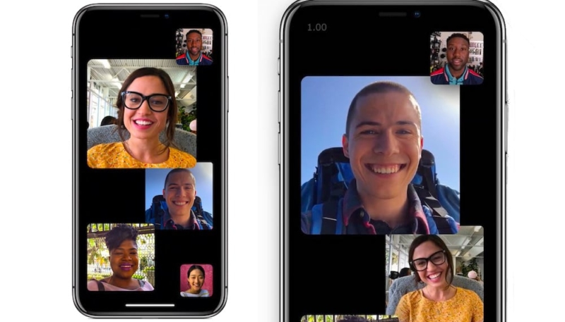 Helpful Hint: iOS Users Will Need to be Running iOS 12.1.4 to Use Group FaceTime