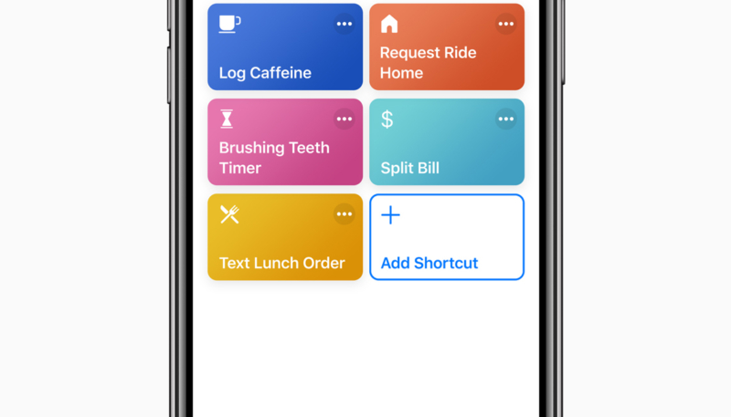 Apple Releases Golden Master of Shortcuts App Just Ahead of iOS 12 Public Release