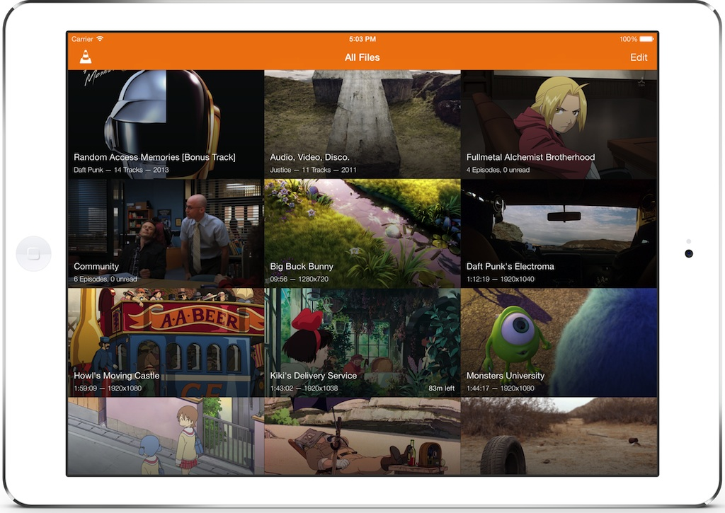 VLC for Mobile Version 3.1 Adds Chromecast Support, Improved 360 Video Support