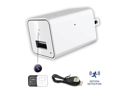 MacTrast Deals: USB Wall Charger With Hidden Camera