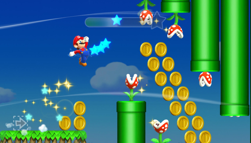 Over 75% of Nintendo's $60M Super Mario Run Revenues Came from the iOS App