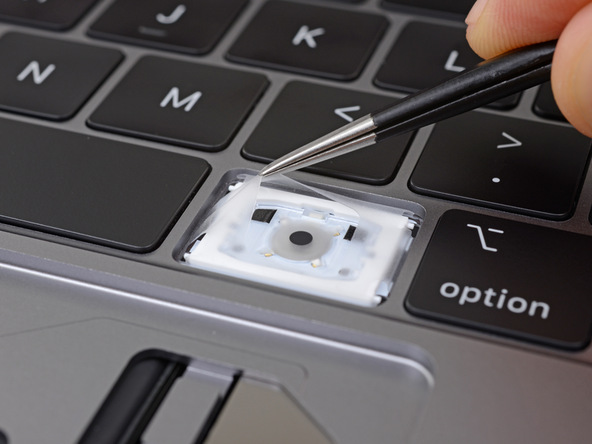 Having your 2016 or 2017 MacBook Pro's Keyboard Replaced? Don't Expect to Get the Third-Generation Keyboard as a Replacement