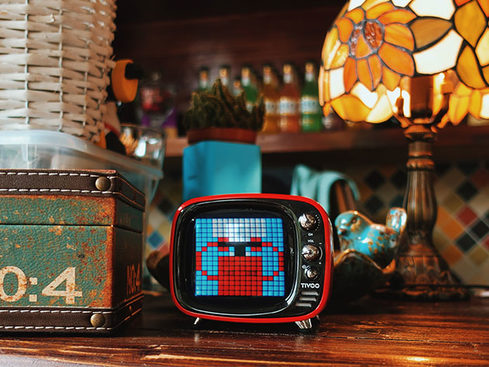 MacTrast Deals: TIVOO Pixel Art Bluetooth Speaker