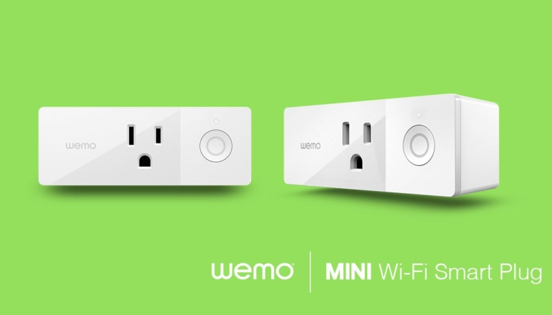 Wemo Mini Smart Plug Gains Compatibility With Apple Homekit via New Software Update