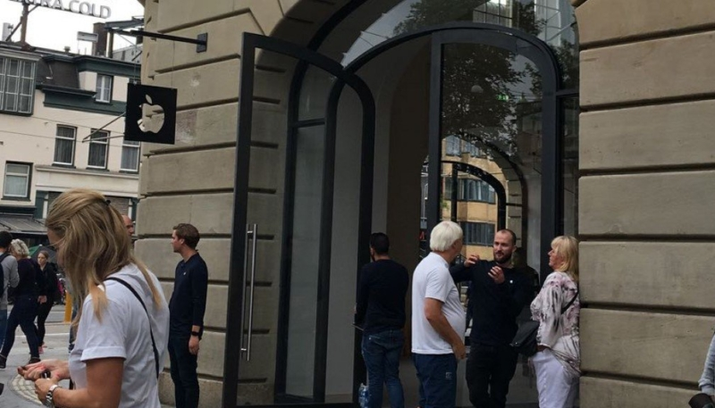 Dutch Apple Store Evacuated After Possible iPad Battery Incident