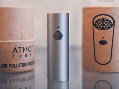 MacTrast Deals: Atmotube 2.0 Portable Air Quality Monitor