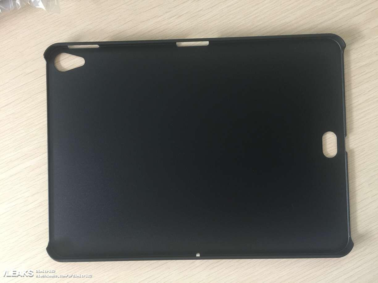 Alleged iPad Pro Case Leak Show Opening for New Smart Connector Location