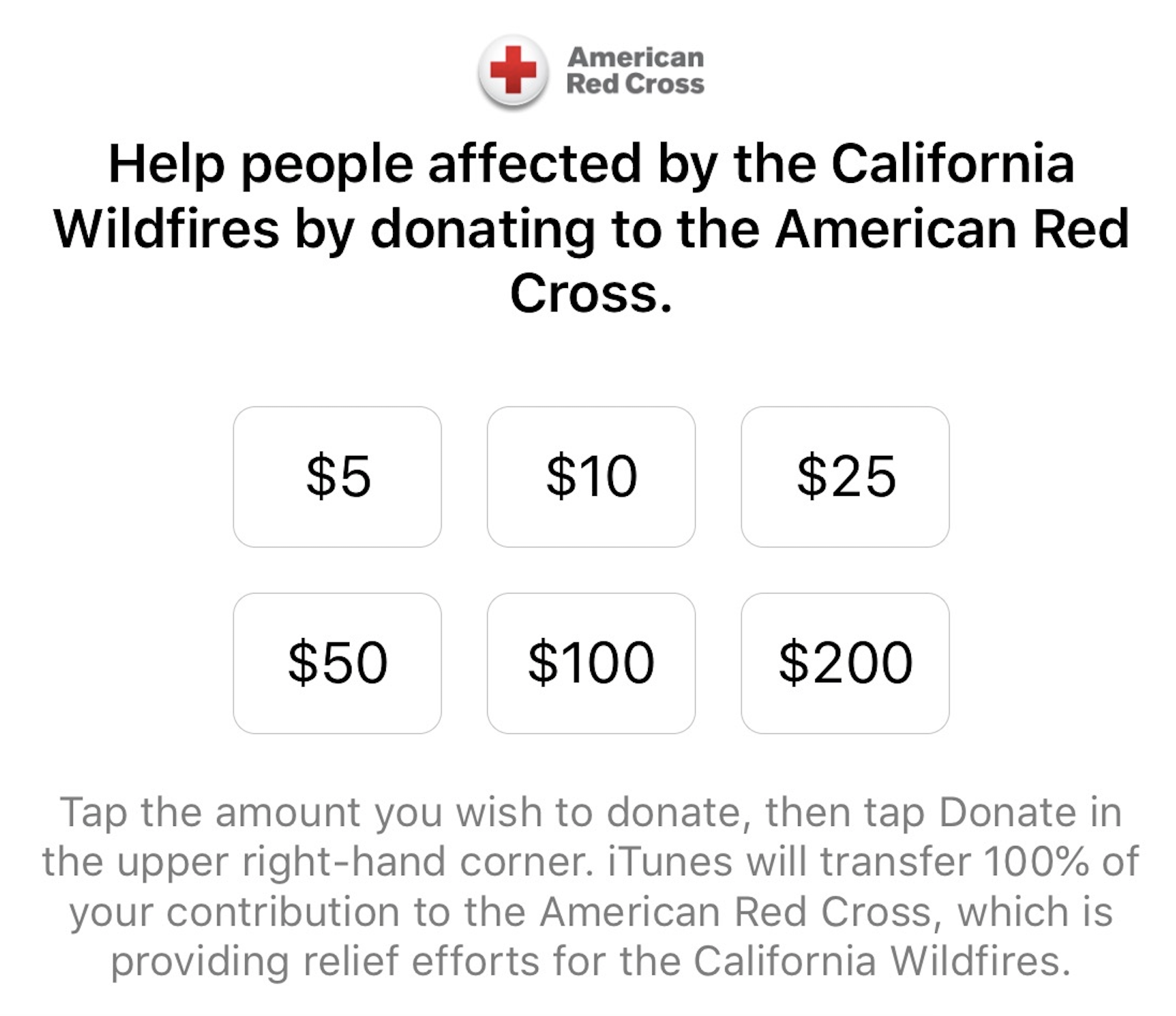 select_how_much_donate_red_cross_fires