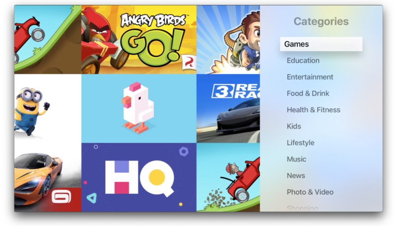 10 Apple TV Games to Download Now