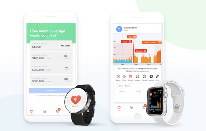 Cardiogram Offers No-Cost $1,000 Accidental Death Insurance to Apple Watch Owners