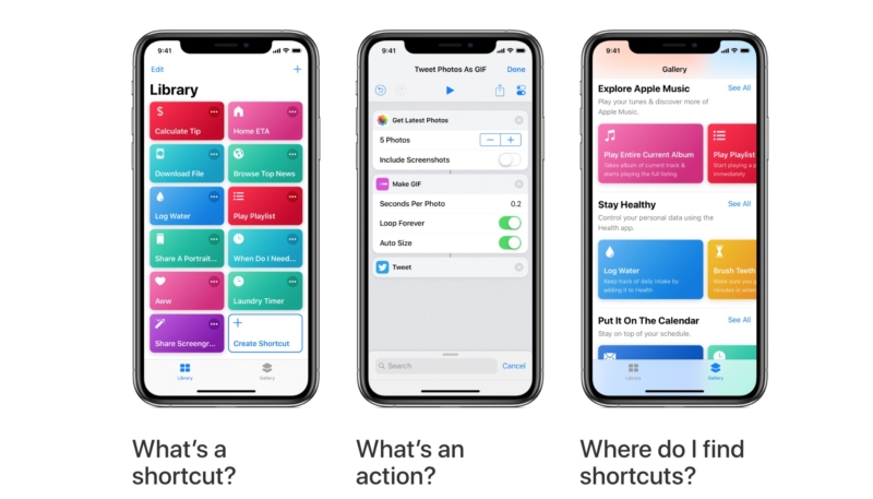 Apple Releases iOS 12 Shortcuts App User Guide, Highlights Shortcuts App as App of the Day