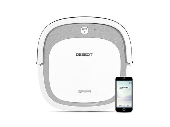MacTrast Deals: ECOVACS DEEBOT Slim2 Robotic Vacuum Cleaner