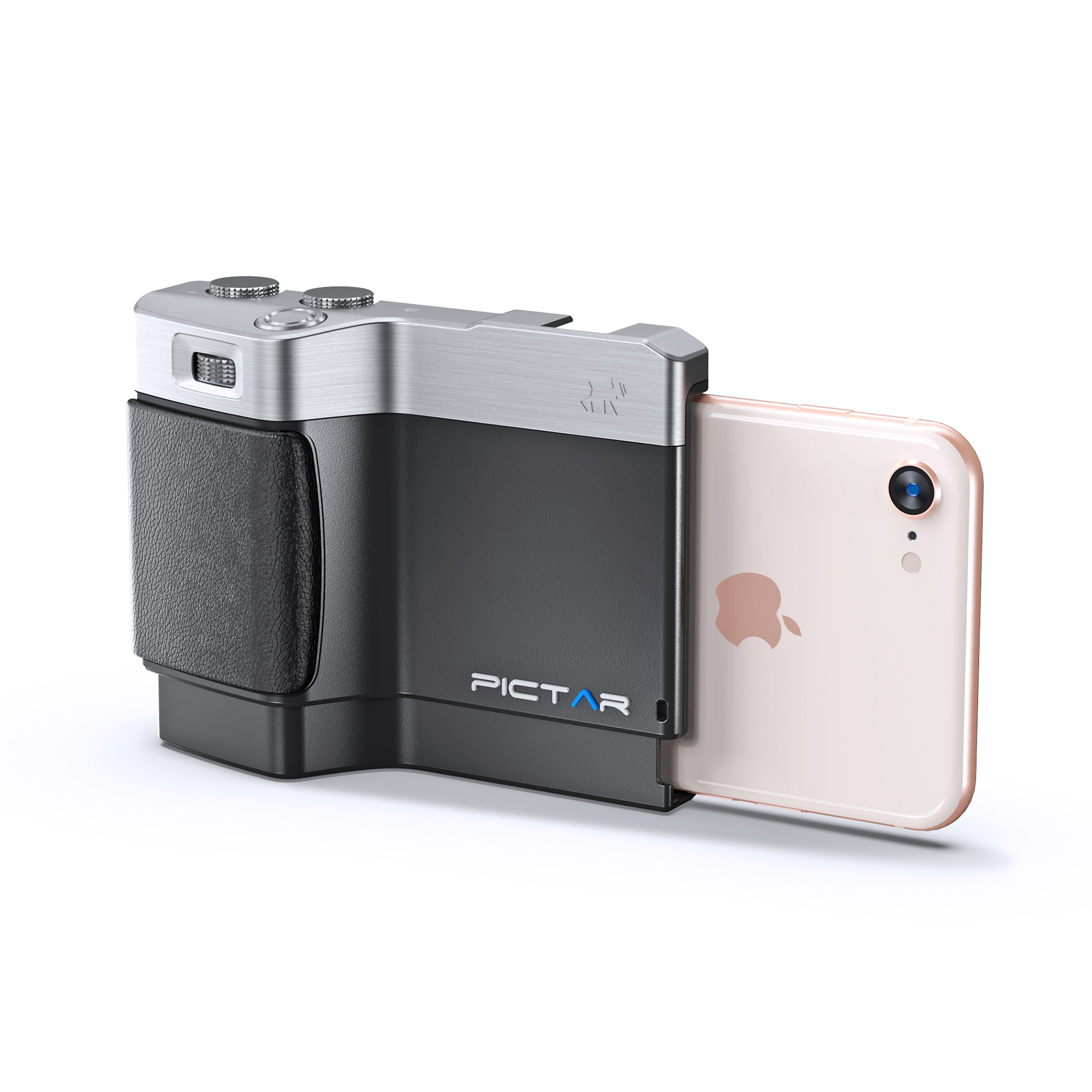 Pictar One Plus Camera Grip Offers Support For New IPhone
