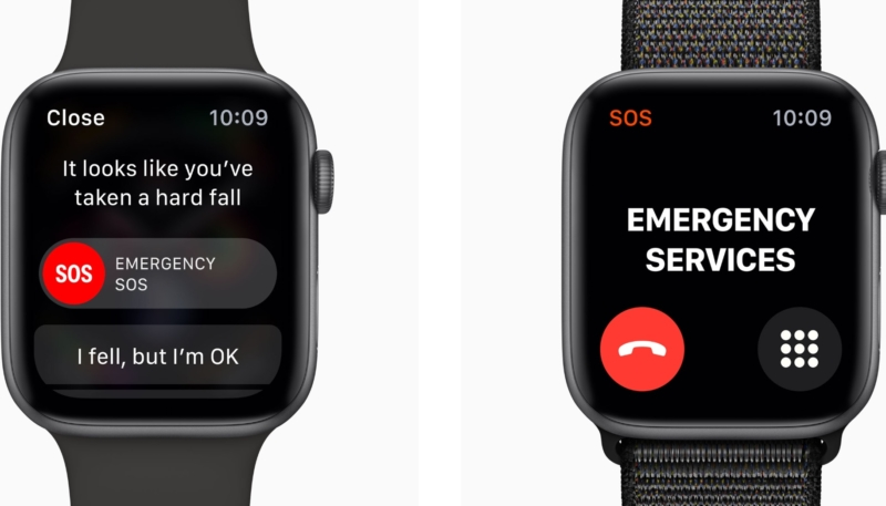 Apple Watch Series 4 Fall Detection Feature Comes to the Aid of 87-Year-Old Woman Following Car Accident