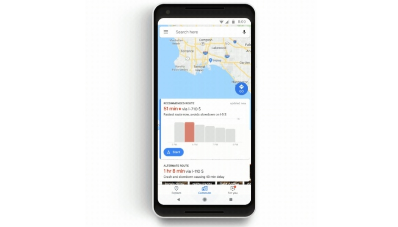 Google Maps Adding Personalized Traffic Data, Apple Music Integration, Real-Time Bus and Train Tracking, More