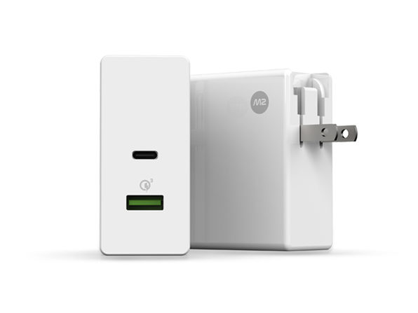 MacTrast Deals: M2 Square USB-C & Quick Charge 3.0 Charger