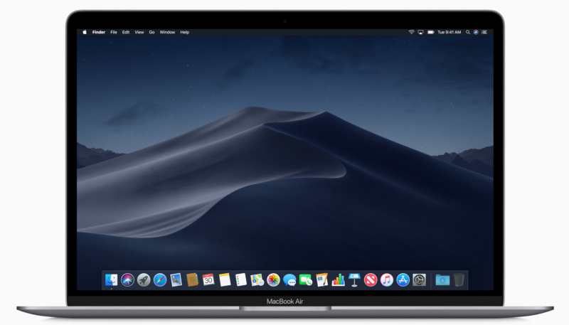 Apple Releases Supplemental Update of macOS Mojave 10.14.5 for 2018 and 2019 15-Inch MacBook Pro