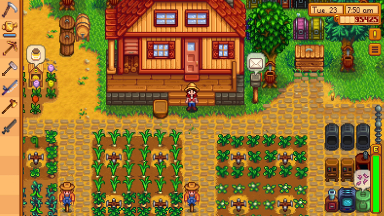 Farming Simulation RPG Stardew Valley Coming to iOS on October 24, Pre-Orders Available Now