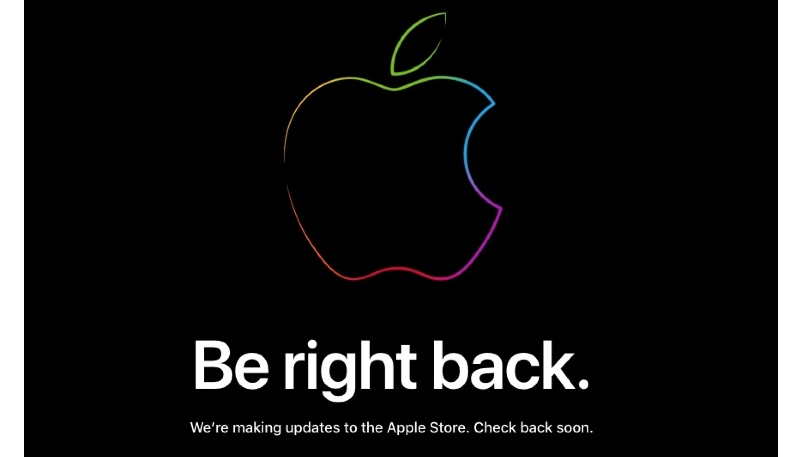 Apple Store Down Ahead of 10:00 a.m. Eastern Time Apple Event