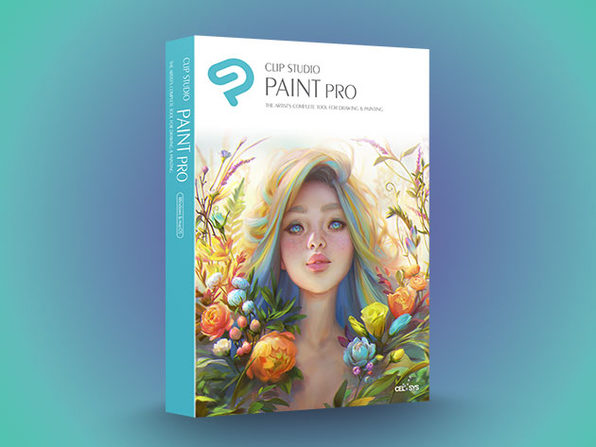MacTrast Deals: CLIP STUDIO PAINT PRO