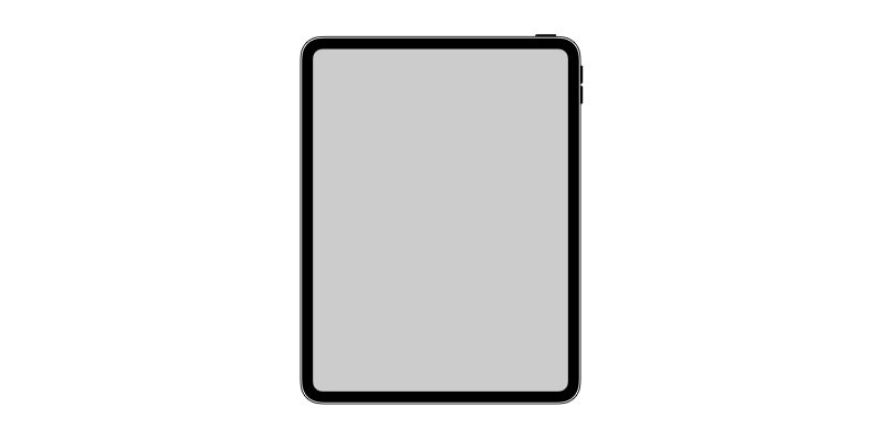 Icon Discovered in iOS 12 Shows New iPad Pro With Rounded Corners, No Home Button
