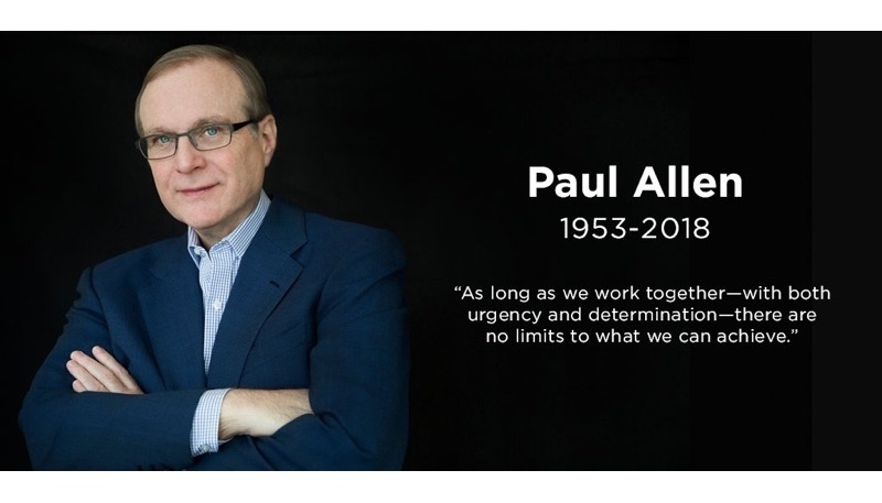 Microsoft Co-Founder Paul Allen Loses Battle With Cancer – He Was 65