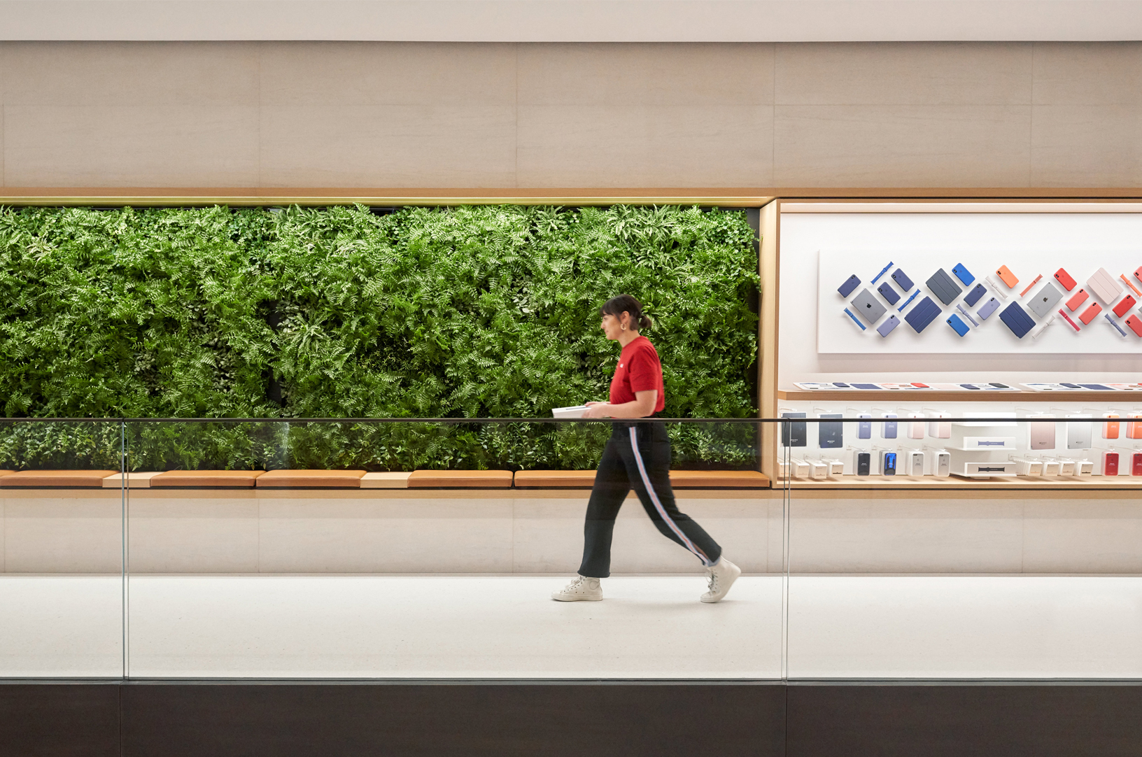 Apple Offers a Preview of Its New Champs-Élysées Store, Opening This Sunday