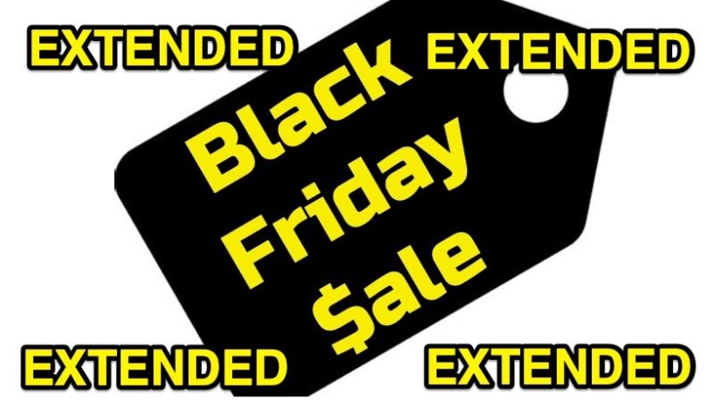 MacTrast Deals: Extended Black Friday Deals Roundup