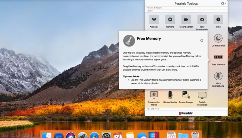 Parallels Toolbox 3 for Mac Features Dark Mode, Uninstall Apps Feature, Much More