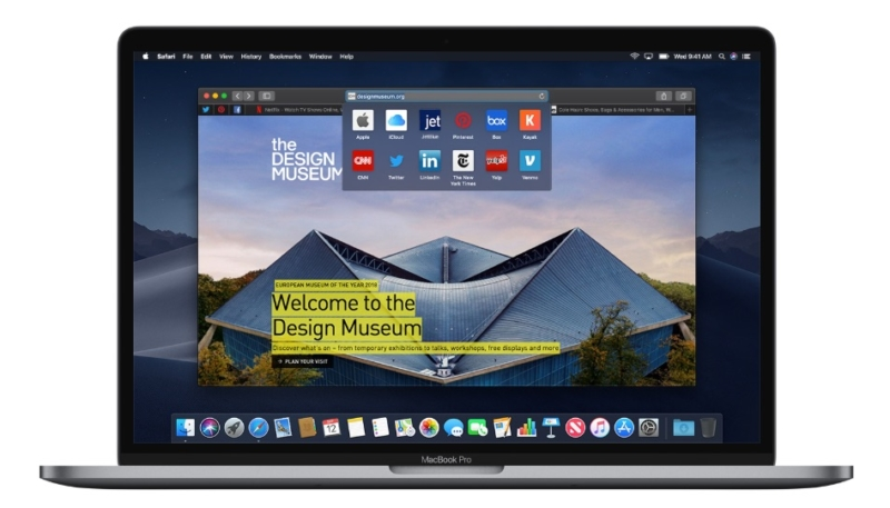 Safari Technology Preview 69 Offers New Dark Mode Scrollbar