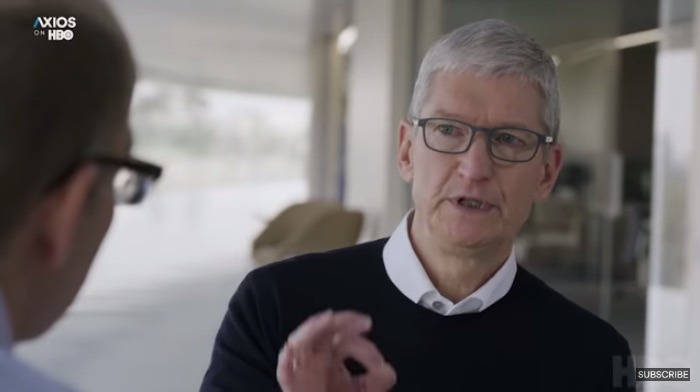 Tim Cook Discusses Apple's Google Search Engine Deal, User Privacy, His Daily Routine, More in HBO Interview