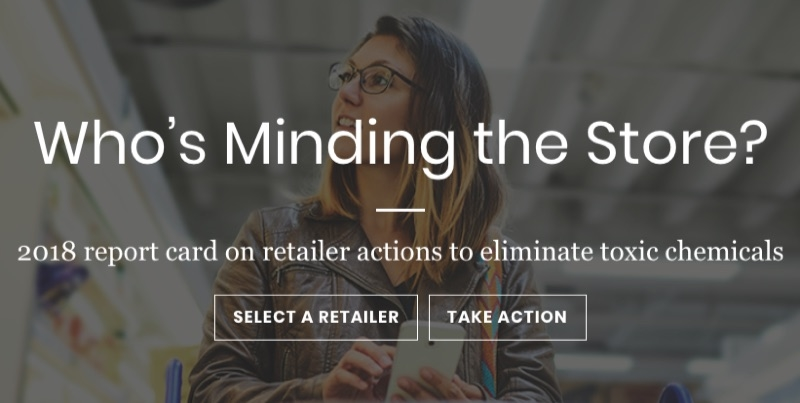 Toxic Chemicals Watchdog's 'Mind the Store' Report Awards Apple an A+