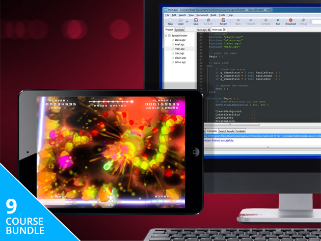 MacTrast Deals: The Complete Mobile App & Game Development Kit