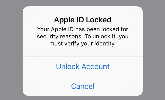 Many iPhone Users Report Their Apple IDs are Locked, Requiring a Password Reset
