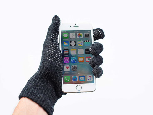 MacTrast Deals: Chilly Temperatures Call for These Knit Touchscreen Gloves