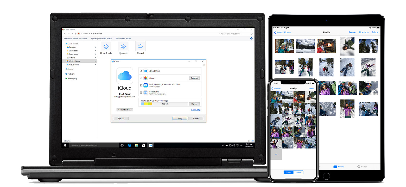 Apple Updates iCloud for Windows to Fix Compatibility Issues