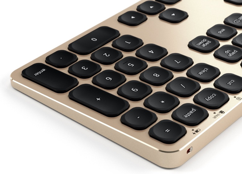 Satechi Aluminum Bluetooth Keyboard Offers Connections for New iPad Pro, MacBook Air, and Mac mini