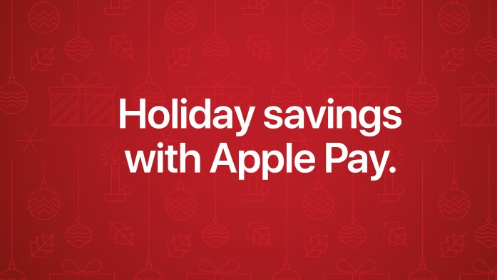 New Apple Pay Promo Offers Special Holiday Deals From 12 Different Merchants