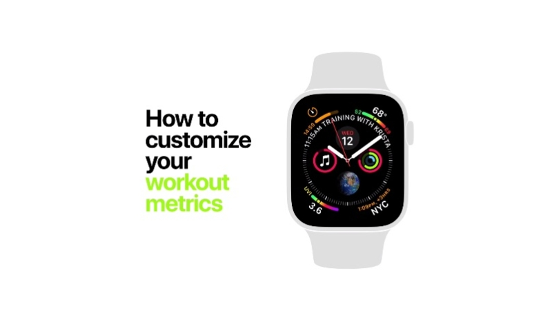 Apple Releases Six New Apple Watch Series 4 'How To' Videos