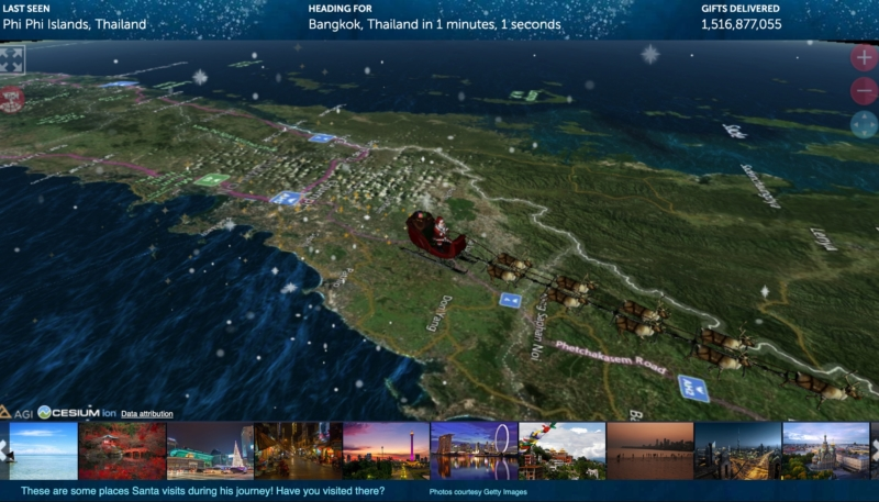 It's Christmas Eve 2018 and NORAD Will Once Again Track Santa's Journey – Here's How To Track Santa