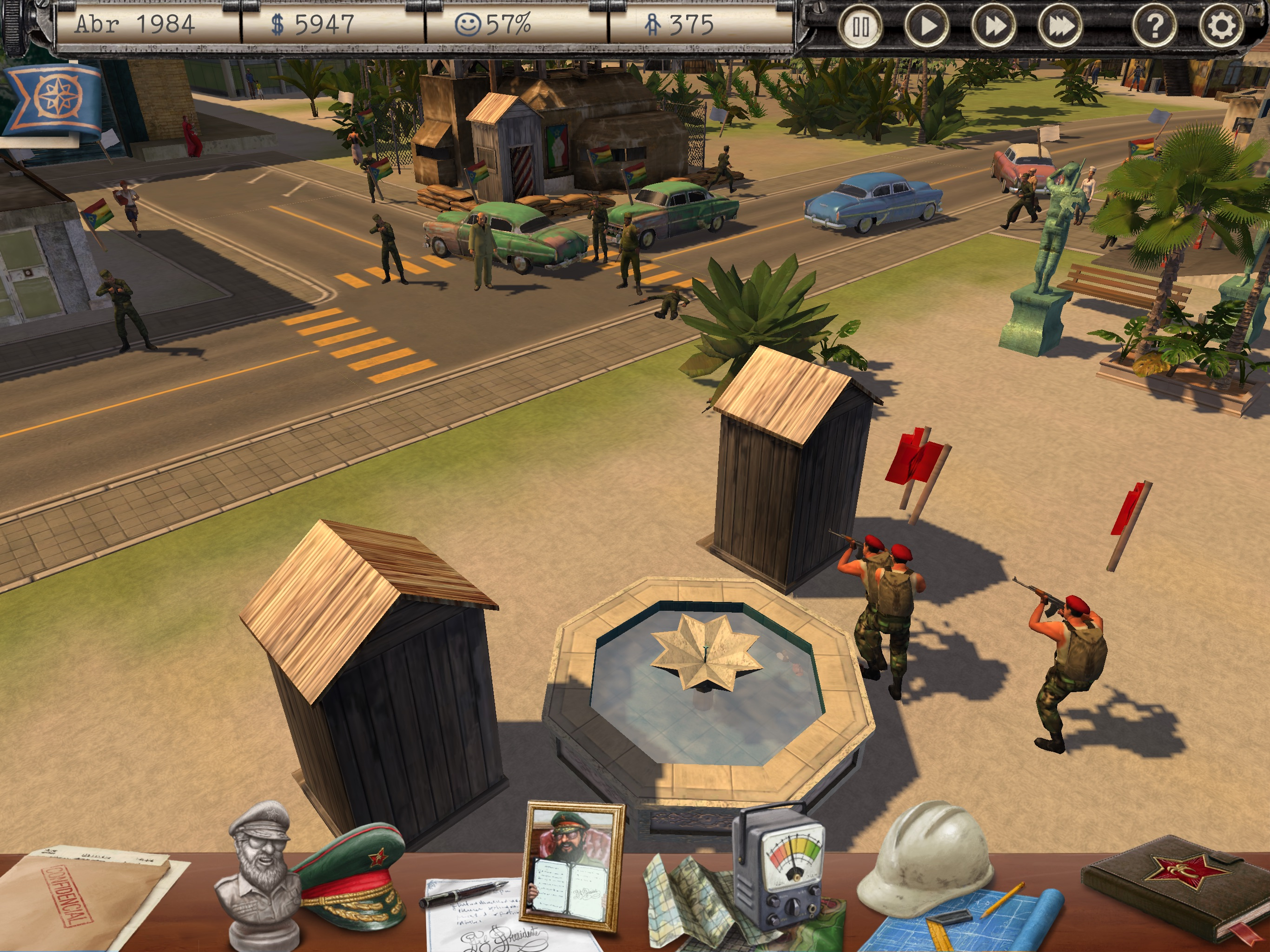 Popular Dictator Sim Tropico to Debut on iPad on Dec. 18, iPhone Version Available in 2019