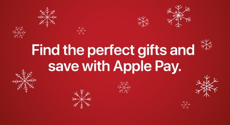 Latest Apple Pay Promo Offers Exclusive Holiday Shopping Discounts From 9 Different Merchants