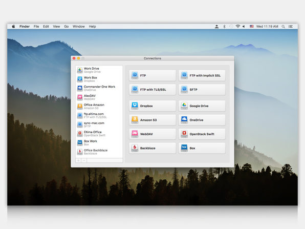 MacTrast Deals: CloudMounter For Mac: Lifetime License