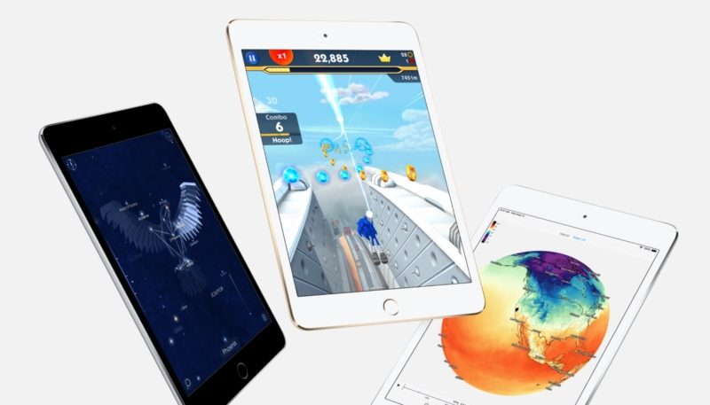 Report: iPad mini 5 and New Entry-Level iPad to Debut First Half 2019