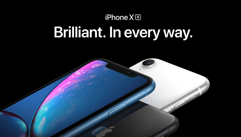 iPhone XR Racked Up an Estimated 32% of U.S. November iPhone Sales